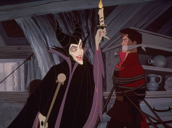 Maleficient and Prince Phillip Once Upon A Time Prince Philip